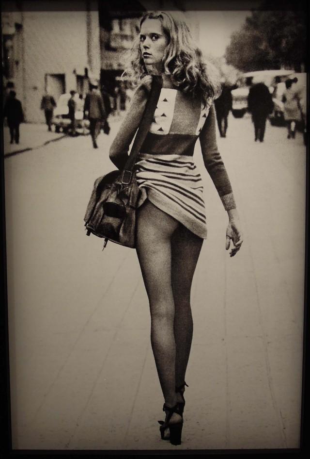 Photographie de mode pour le magazine depêche mode - Alice Spring