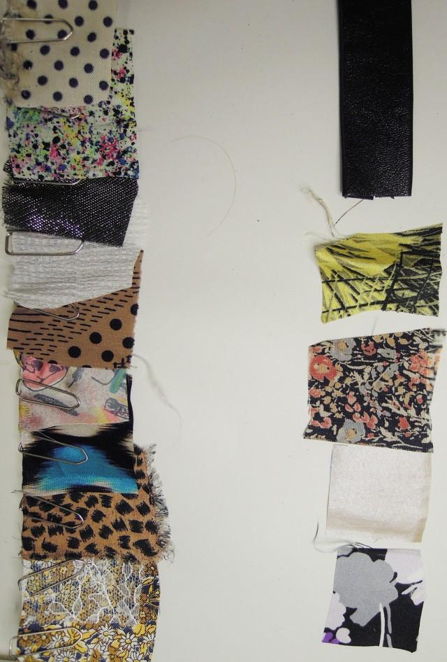 Tissu-collection