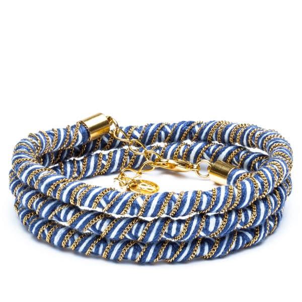 bracelet bleu-bijoux-createur