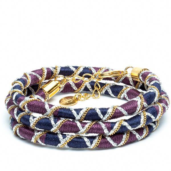 bracelet-3-tours-violet