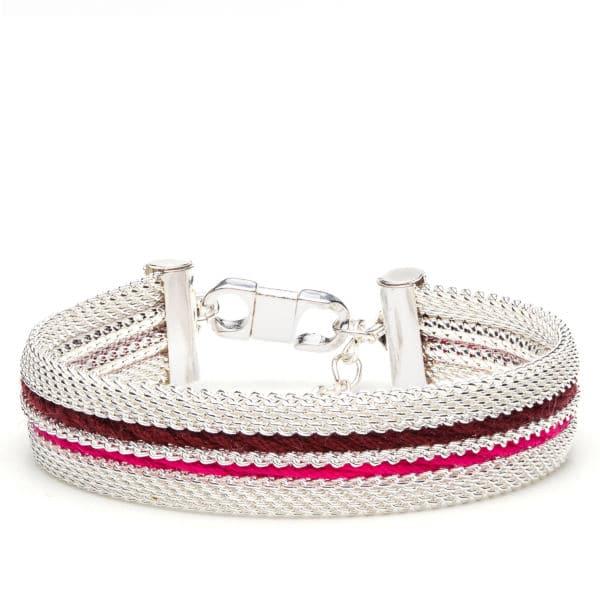Bracelet Nike argent