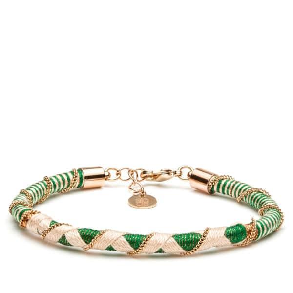 Bracelet sorna or rose