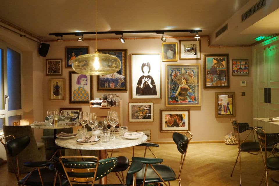Restaurant Neni Paris