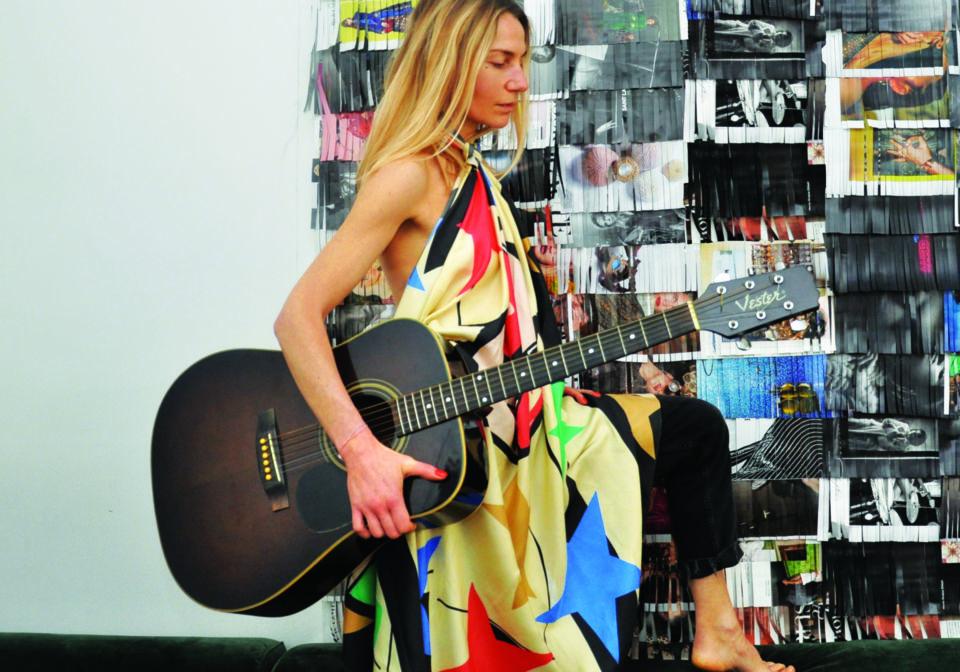 Emmanuelle Legrave, créatrice de la marque Be Parisian