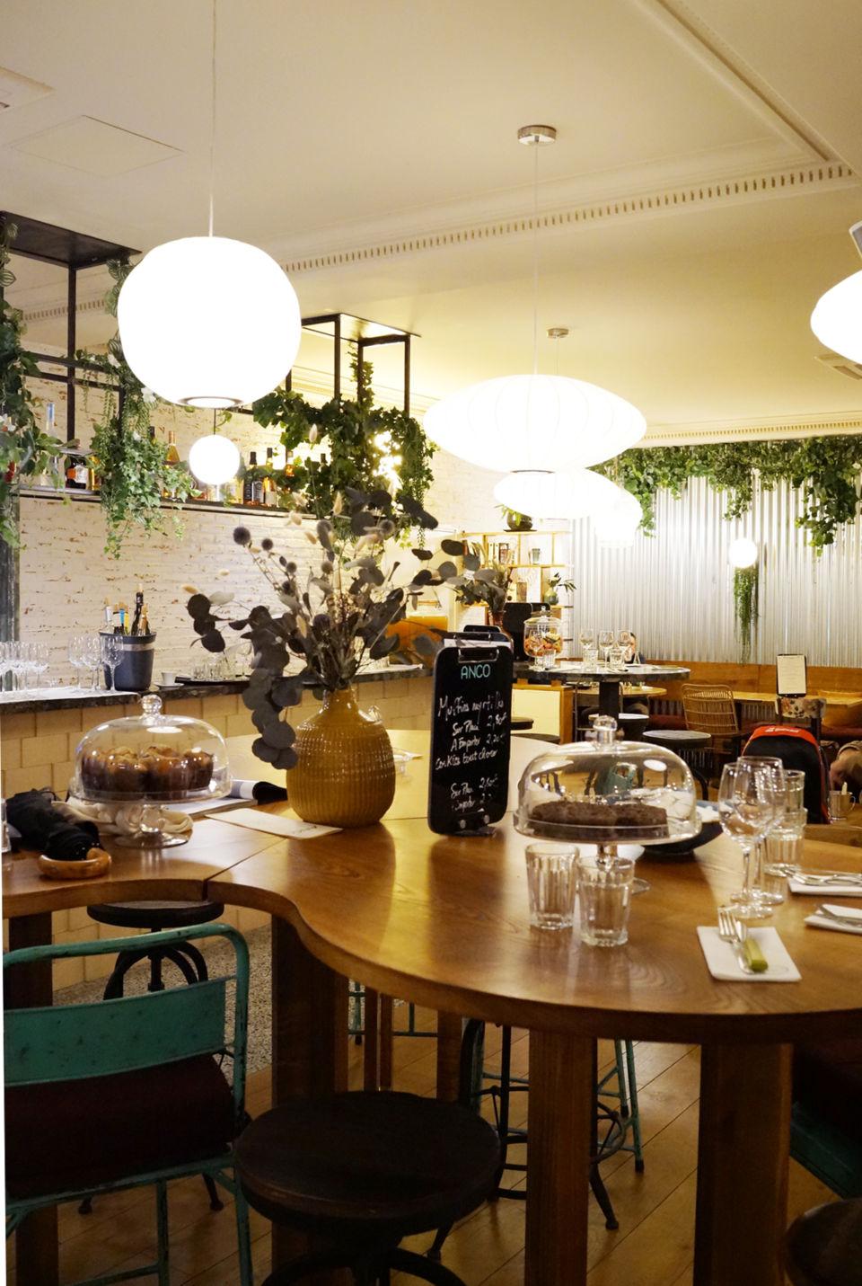 restaurant Anco Paris
