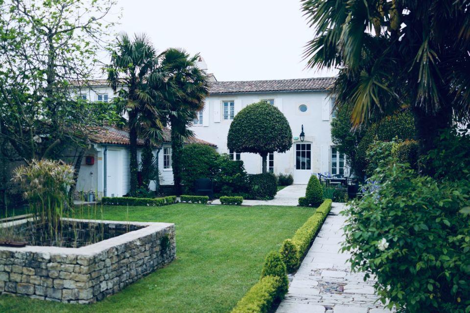 L'hôtel de Toirasà Saint-Martin-De-Ré