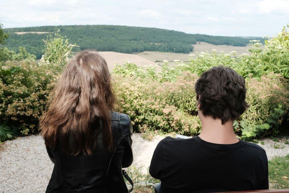 Un petit tour à Flavigny-sur-Ozerain