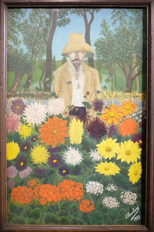 Les artistes naïfs au musée Mayol