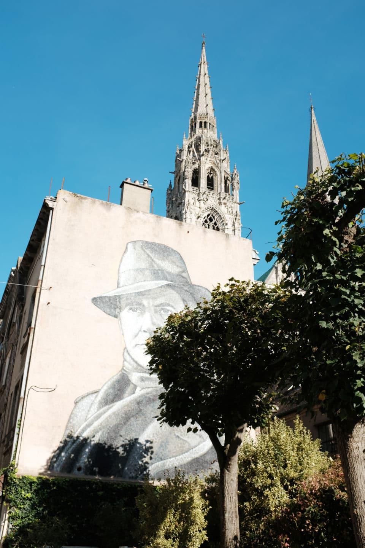 Un week-end à Chartres sous le soleil d'hiver