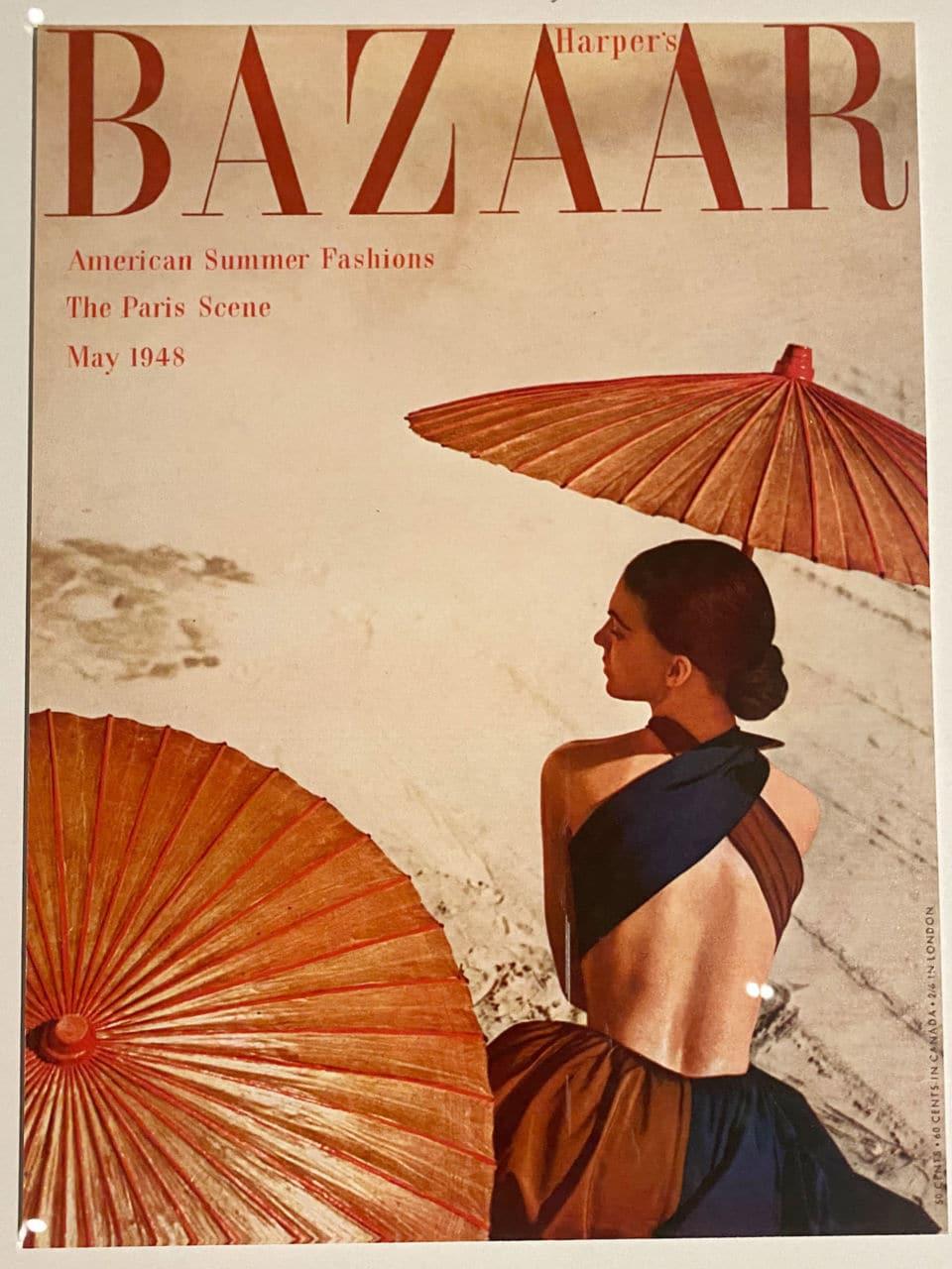 Harper's Bazaar au musée des arts décoratifs